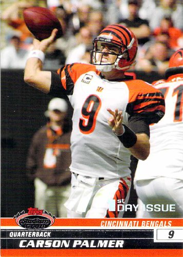 2008 Stadium Club First Day Issue #4 Carson Palmer NM-MT /1499 - Stadium Issue Club Day First