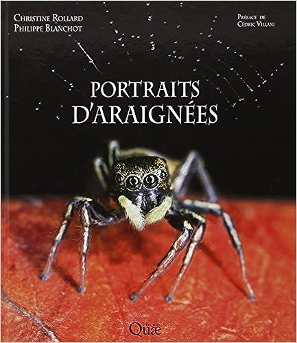 Lire en ligne Portraits d'araignées pdf ebook