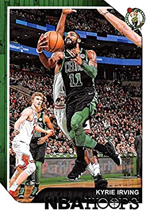 size 40 7e71d 0f2a7 Amazon.com: 2018-19 NBA Hoops Basketball #96 Kyrie Irving ...