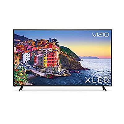 """VIZIO - 70"""" Class (69.5"""" Diag.) - LED - 2160p - with Chromecast Built-in - 4K Ultra HD Home Theater Display - Black"""