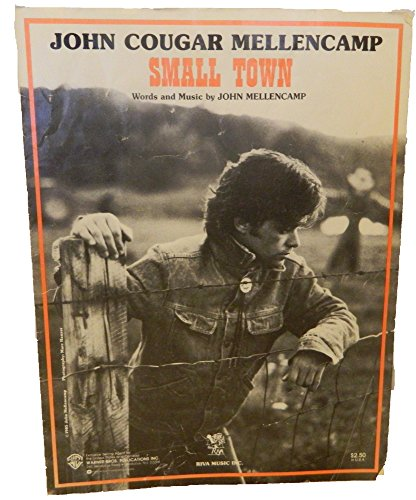 John Mellencamp Merchandise (Small Town)