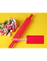 Want 020318 DIY stars, heart-shaped pattern double sugar die embossing roller biscuit household kitchen baking tools reviews