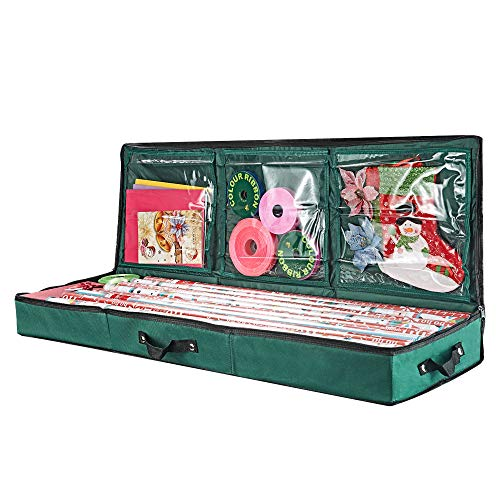 wrapping paper organizers - 2