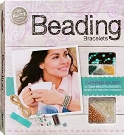 Book cover from Klutz Beading (Age 14+ to Adults)by Klutz