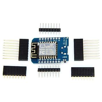 gouxia74534 para ESP8266 NodeMcu D1 Mini módulo de ...