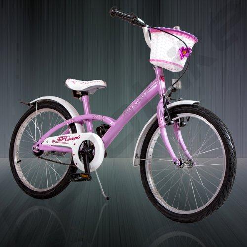 20ROS-PUR Kinderfahrrad 20  Zoll Kinderrad Fahrrad Spielrad Rad Bike Kinder