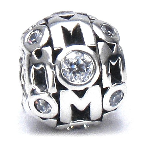Bella Fascini MOM Bead Charm 9