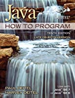 Java How To Program (late objects), 10th Edition Front Cover