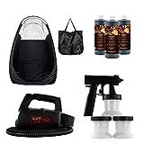 Best Spray Tanning Machines - Maxi-Mist Lite Plus Sunless Spray Tanning KIT Tent Review