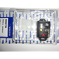 Genuine Volvo Keyless Remote Key Fob #8688799 Fits Many Vehicles - See List NEW