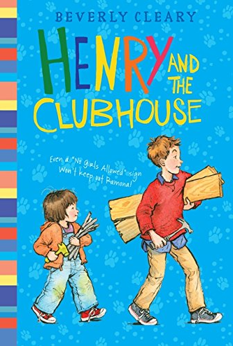 Henry and the Clubhouse (Henry Huggins) PDF