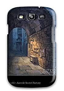 Mai S. Cully's Shop durable Protection Case Cover For Galaxy S3(haibane Renmei)