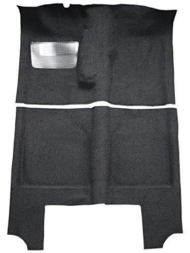 Factory Fit - ACC 1964-1966 Plymouth Barracuda 4 Speed without Console Strips Loop Carpet