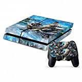 Mod Freakz Console and Controller Vinyl Skin Set - Motorcycle Snowmobile for Playstation 4