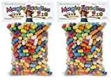 2-Pack Bundle - Magic Nuudles - Bold - 300 per pack - 600 Total Nuudles