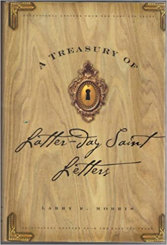 Book A Treasury of Latter-Day Saint Letters