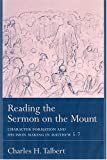 Reading the Sermon on the Mount, Charles H. Talbert, 1570035539