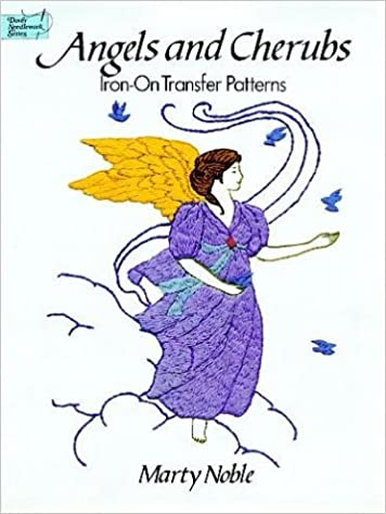 angels and cherubs iron on transfer patterns