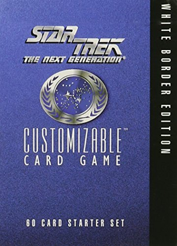 Unlimited Starter Deck - Star Trek: Unlimited Starter Deck (Customizable Card Game/Starter Set of 60 Cards) (1999-06-07)