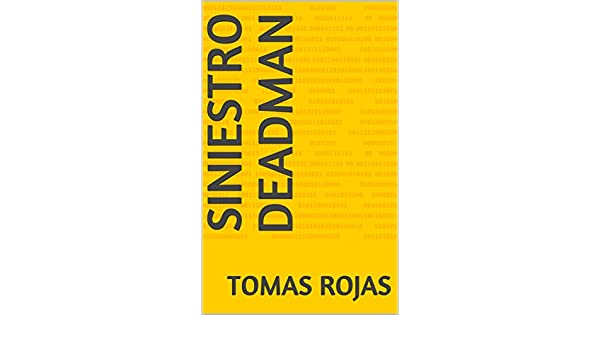Amazon.com: Siniestro Deadman (Spanish Edition) eBook: Tomas ...