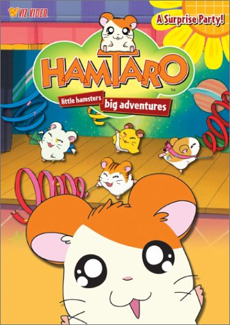 Hamtaro - Surprise Party (Vol. 3)