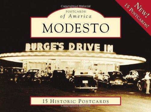 Read Online Modesto (Postcards of America) PDF