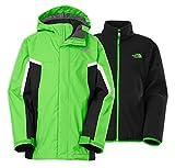 The North Face Nimbo Triclimate Jacket Boys Krypton Green S7/8