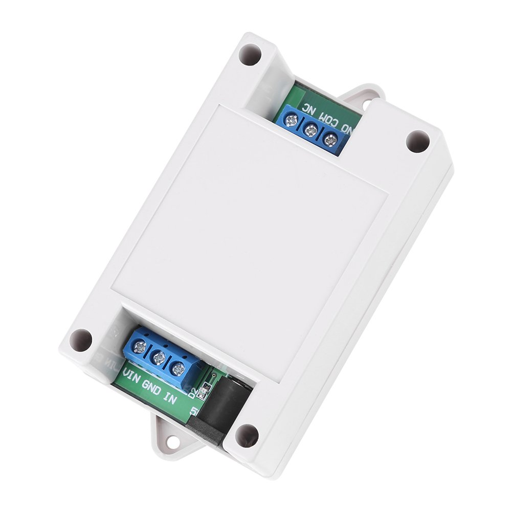 5V-24V 1 Channel Bluetooth Relay Mobile Remote Control Switch for Android Phone