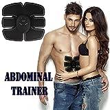 electronic abdominal machine - Etopsell Ab Trainer Abdominal Toning Training Gear Electronic Muscle System for Abdomen Men & Women