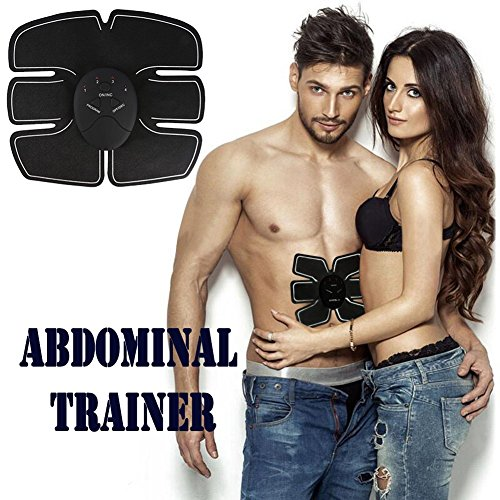 electronic ab workout - 5