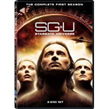 SGU: Stargate Universe - The Complete First Season