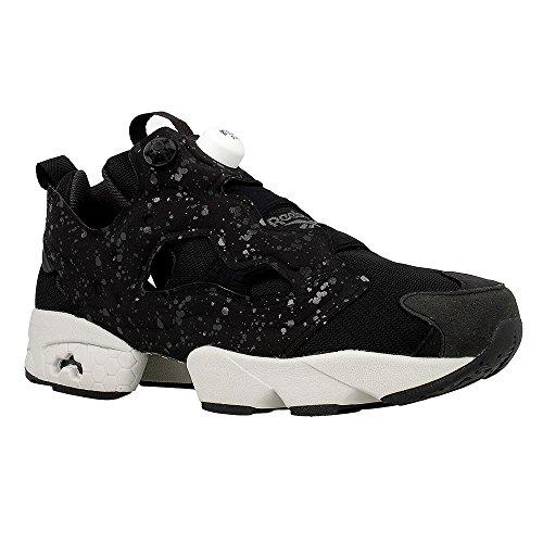 Sneaker Reebok instapump Speckle Bladder en neoprene negro Negro