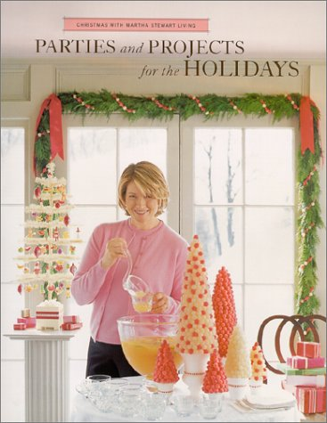 Parties and Projects for the Holidays (Hanukkah Stewart Decorations Martha)