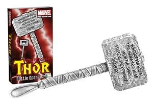 Diamond Select Toys Marvel Thor's Hammer Sculpted Bottle Opener