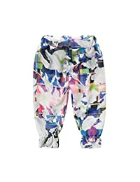 [Colorful] Outdoor Pants Baby Harem Pants Bloomers Kids Summer Linen Pants Thin
