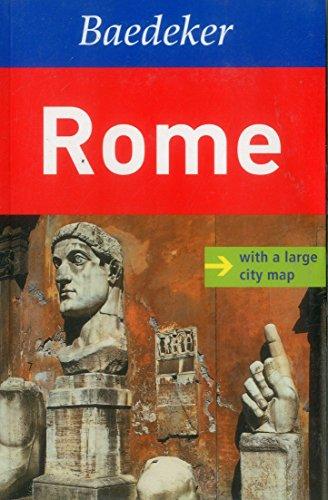 - Rome Baedeker Guide (Baedeker Guides)