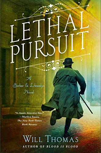 Lethal Pursuit: A Barker & Llewelyn Novel