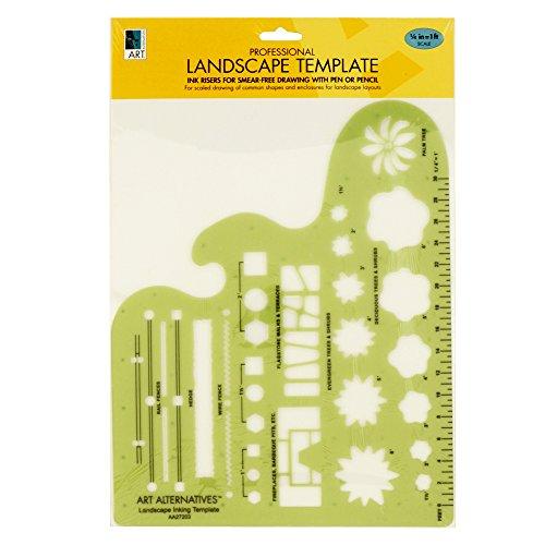 Art Alternatives Professional Landscaping Template by Art Alternatives