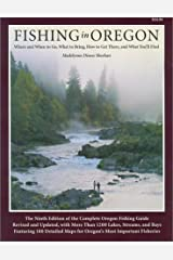 Fishing in Oregon, Ninth Edition Paperback