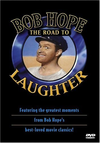 DVD : Bob Hope: The Road To Laughter (DVD)