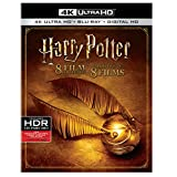Harry Potter 4K 8-Film Collection