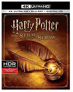 Harry Potter 4K 8-Film Collection (Bilingual) [4K UHD + Blu-Ray + Digital] (B075Z6SB4S) | Amazon Products