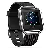Fitbit Blaze Smart Fitness Watch Black Large (Certified Refurbished)