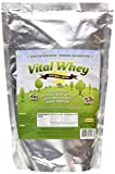Vital Whey Natural Cocoa,2.5 lbs Review