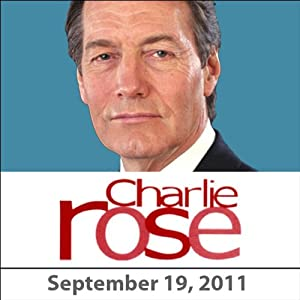 Charlie Rose: Prince Turki al Faisal and William Hague, September 19, 2011 Radio/TV Program