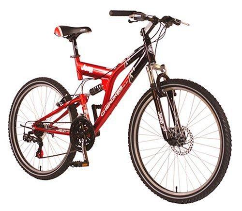 e3cfd08a3ea Amazon.com : Jeep Cherokee Scrambler 26-Inch Mountain Bike : Mountain  Bicycles : Sports & Outdoors