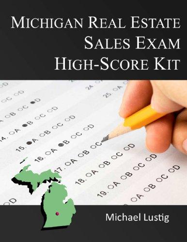 Michigan Real Estate Sales Exam High-Score Kit