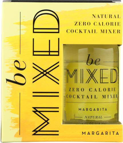 Be Mixed Llc Margarita Mixer, 4 Pack 16.0 FO (Pack of 6)