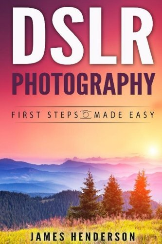 DSLR Photography First Steps Made product image
