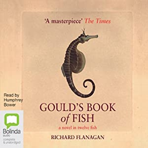Gould's Book of Fish Audiobook